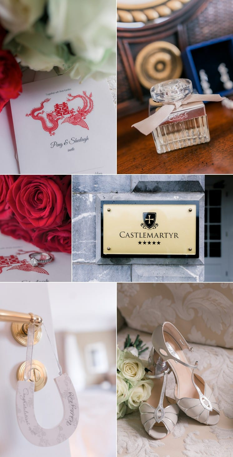 castlemartyr exclusive wedding
