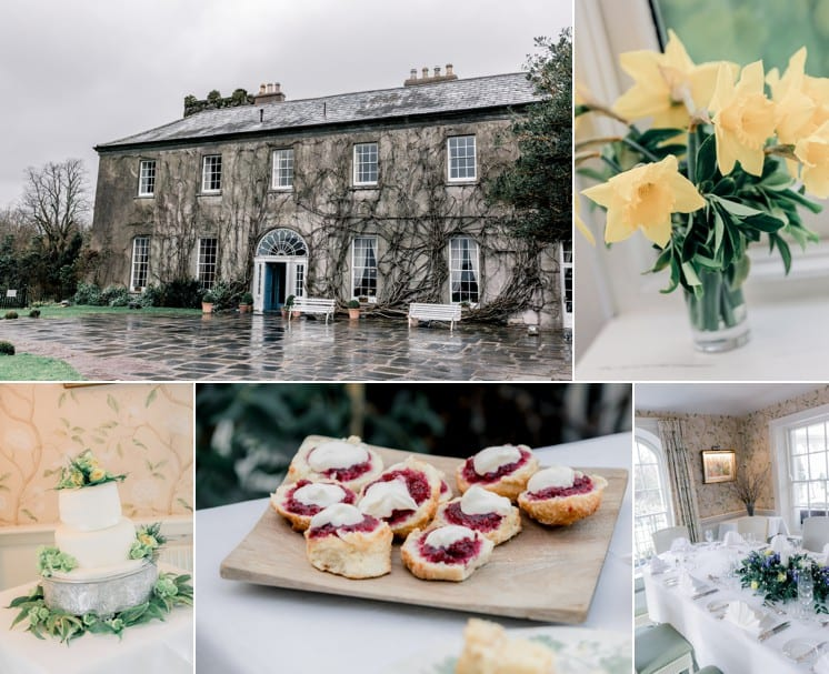 Ballymaloe House wedding