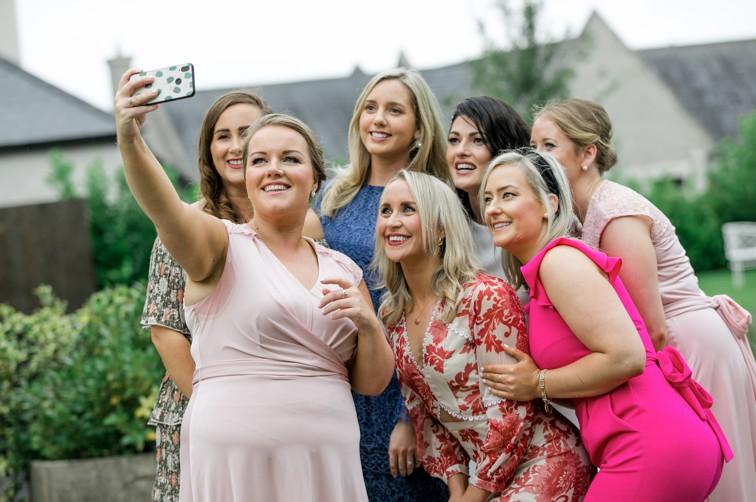selfie Dunraven Arms