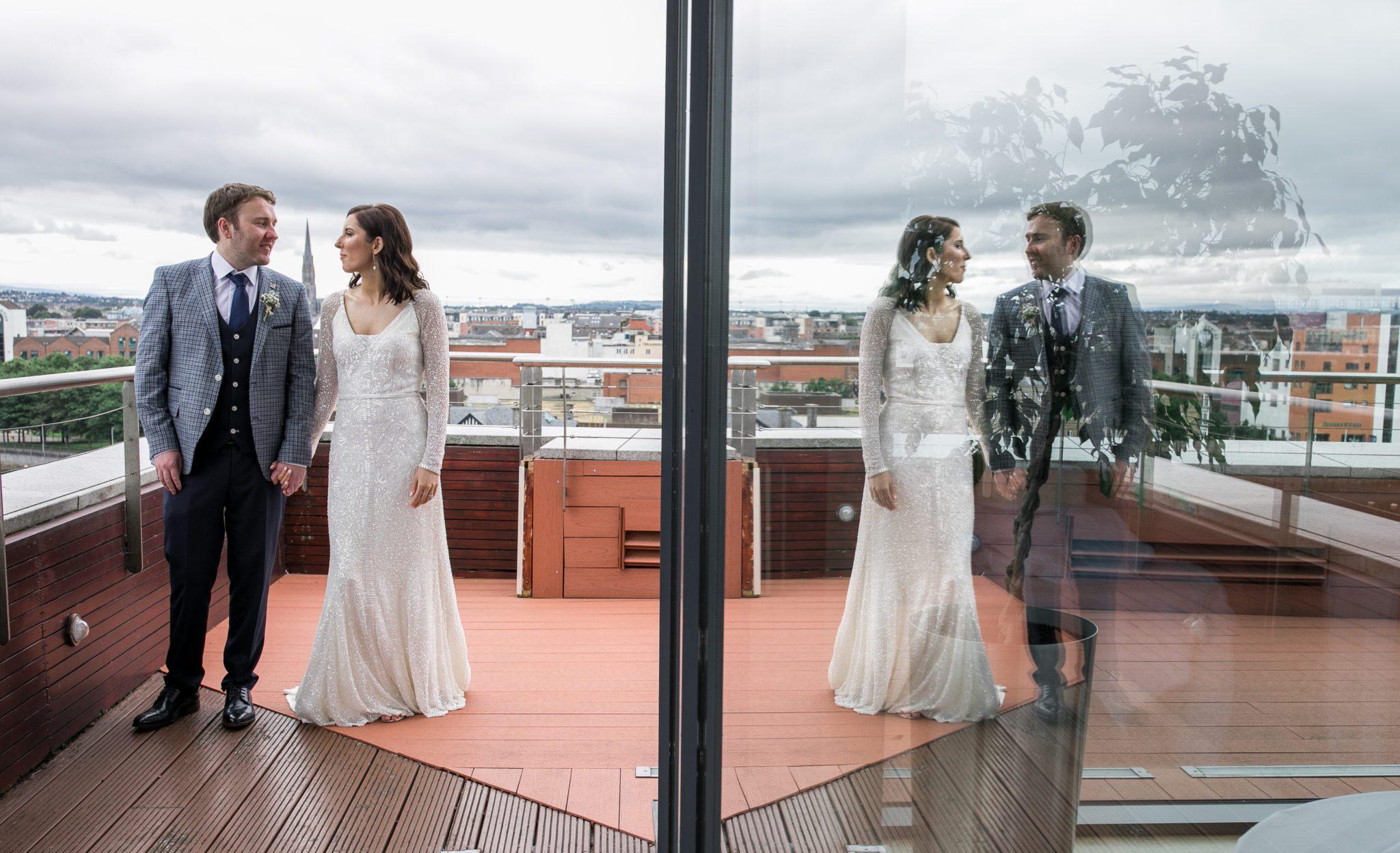 Strand Hotel Covid Wedding